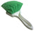 "SM Arnold Ultra Soft 9"" Green Nylon Body Brush"