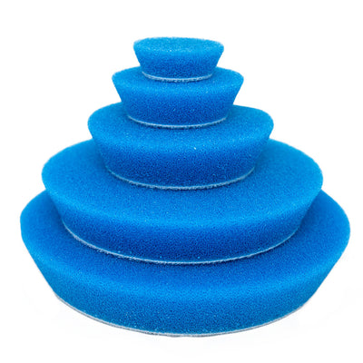 Coarse Blue Random Orbital Foam