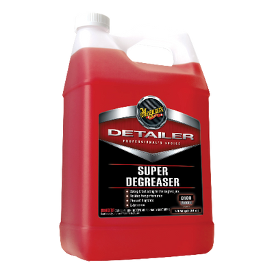 Meguiar's D108 Detailer Super Degreaser Gallon