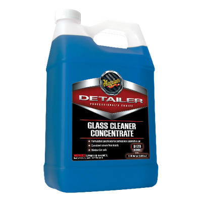 Meguiar's D120 Detailer Glass Cleaner Concentrate Gallon