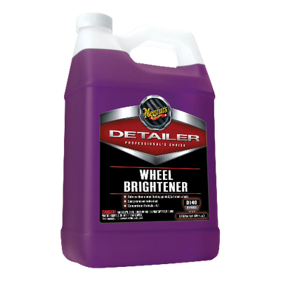 Meguiar's D140 Detailer Wheel Brightener Gallon