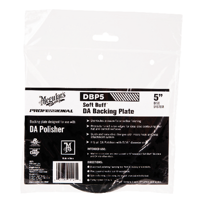 Meguiar's Detailer Soft Buff DA Backing Plate