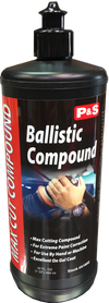 P&S Ballistic Heavy Duty Rubbing Compound Quart