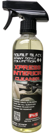 P&S Double Black Xpress Interior Cleaner Pint