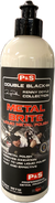 P&S Double Black Metal Brite Liquid Metal Polish Pint