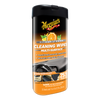 Meguiar's G190600 Citrus Fresh Cleaning Wipes - 25 Sheets