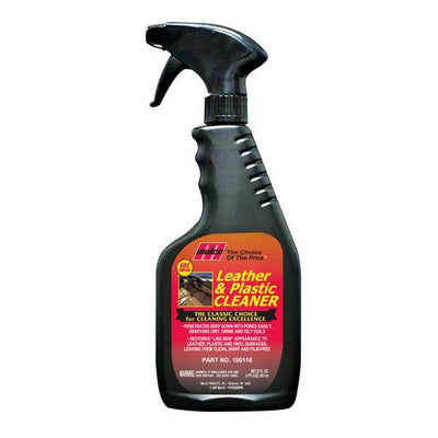 Malco Leather And Plastic Cleaner