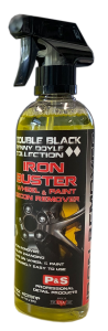 P&S Double Black Iron Buster Wheel & Paint Decon Remover Pint