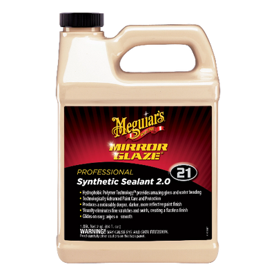 Meguiar's #21 Mirror Glaze Synthetic Sealant 2.0