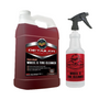Meguiar's D143 Detailer Non Acid Wheel & Tire Cleaner Gallon w/ Bottle & Sprayer