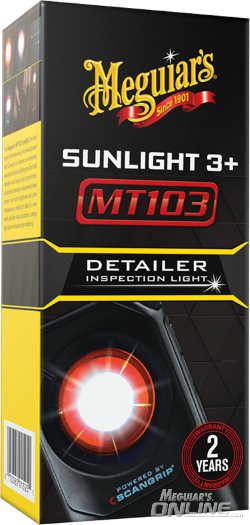 Meguiar's MT103 Sunlight 3+