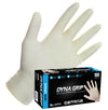 SAS DYNA Grip Latex Disposable Gloves - Box of 100