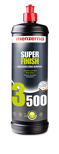 Menzerna 3500 Super Finish Polish