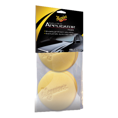 Meguiar'S Foam Applicator Pad Pack Of 4
