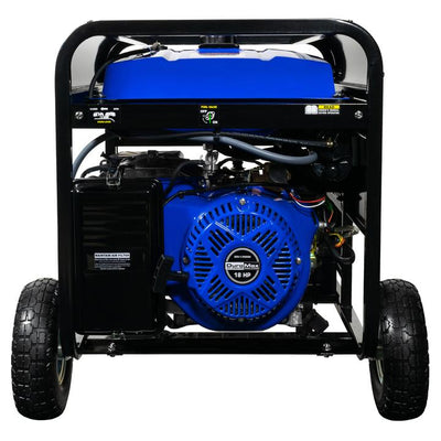 DuroMax XP12000E 12,000 Watt 18-Hp Portable Gas Generator