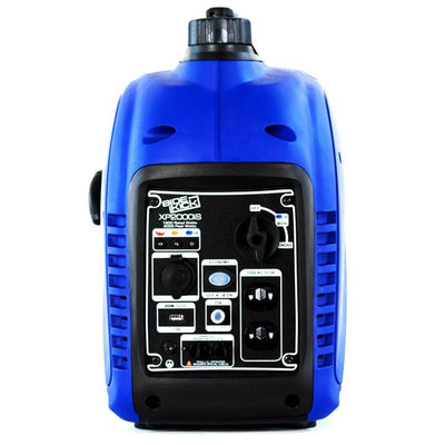 DuroMax XP2000IS 2,000 Watt Digital Inverter Gas Powered Portable Generator