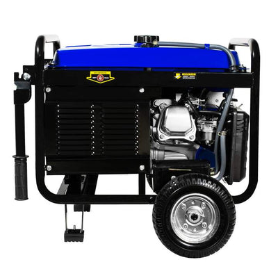 DuroMax XP5500EH 5,500 Watt 7.5-Hp Portable Electric Start Gas Propane Generator