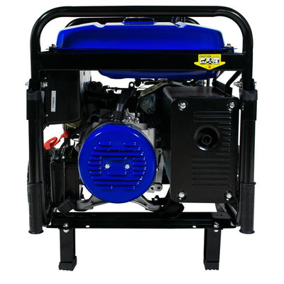 DuroMax XP8500E 8,500 Watt 16-Hp Gas Generator w/ Elect Start and Wheel Kit