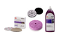 "3M Trizact Perfect-It 1-Step 8"" QC, Quart & 8000g Abrasive Kit"