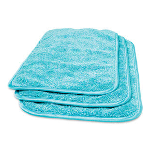 "Griot's PFM Detailing Towels 1120 GSM, Set of Three 16"" x 9"""