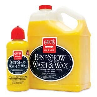 Griot's Best of Show Wash and Wax 16 oz.