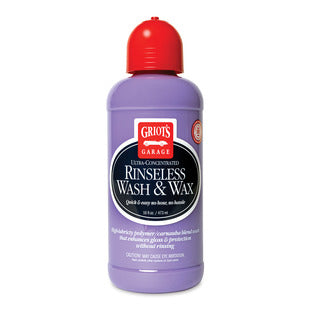 Griot S Rinseless Wash And Wax Detail Supply Plaza