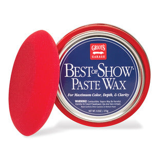 Griot's Best of Show Wax 9.5 oz Paste