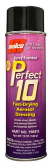 Malco Voc Perfect 10 Fast-Drying Aerosol Dressing - Berry 12 Oz.