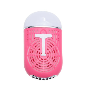 USB Mini Fan Air Conditioning Blower Eyelash