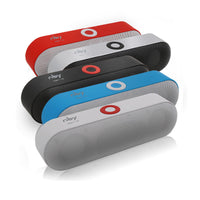 Portable Universal Wireless Bluetooth Speakers With Built-in Mic, FM Radio