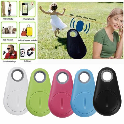 Anti-Lost Theft Bluetooth Device - GPS Tracker For Child/Pet/Bag/Wallet Locator
