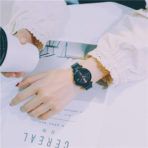 Luxury Rose Gold Women's Watch