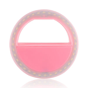 Smartphone Selfie Light Ring