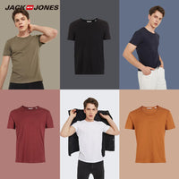 JackJones 2019 Brand New Men's Cotton T-Shirt