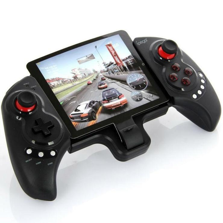 WIRELESS BLUETOOTH JOYSTICK FOR IOS ANDROID TABLET IPAD