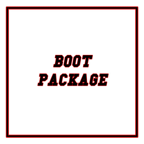 Boot Package - Drop Off