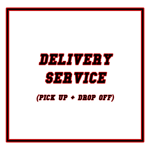 Basic Clean + Delivery Service