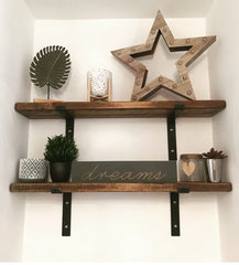 Acumen Collection | Rustic Shelves
