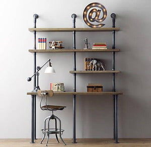 Industrial Pipe Furniture