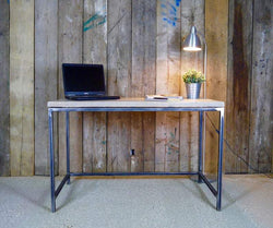 The Bowness - Industrial Office Desk - 66cm Depth (4632206049335)