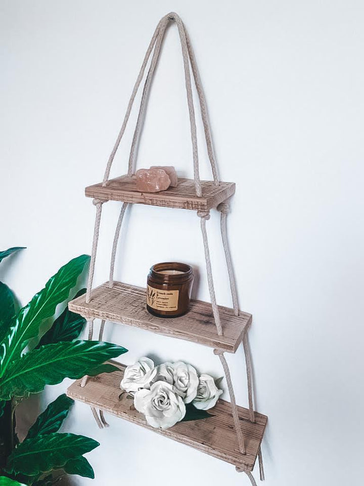 Friston - Triple Hanging Shelf