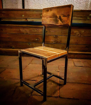 Cruach - Industrial Chair - Acumen Collection