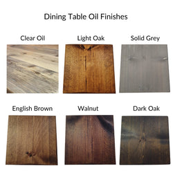 Rustic Weathered Hard Wax Oil Finish Timber Samples (4632996020279)