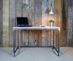 The Bowness - Industrial Office Desk - 44cm Depth (4632199233591)