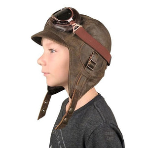 Kids Aviator Hats