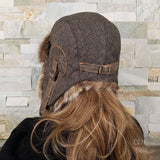 Hat seen from the back
