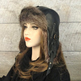 Winter aviator hat for woment