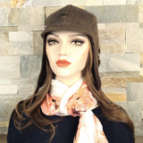 Women's costume aviator hat