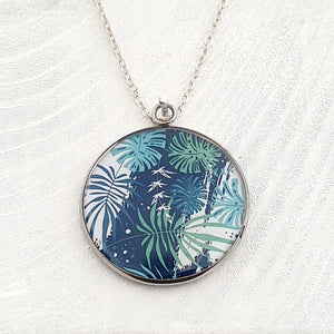Tropical drop pendant 1