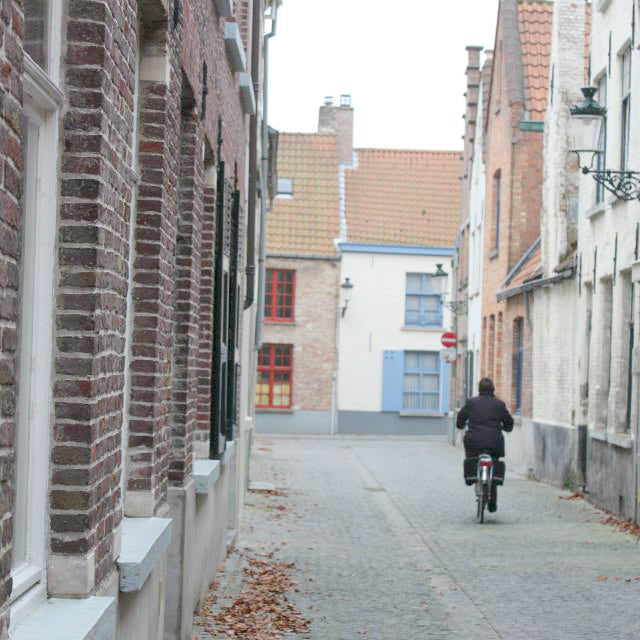The Time I Went To Bruges